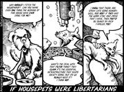 Libertarians make bad housepets... this is bad?